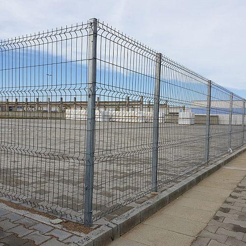Gard delimitare parcare