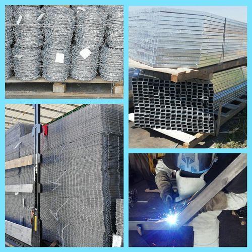 Sistem imprejmuire instalatii industriale